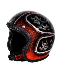 70's Helmets Skulls & Scallops