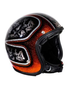 70's Helmets Skulls & Scallops - profile