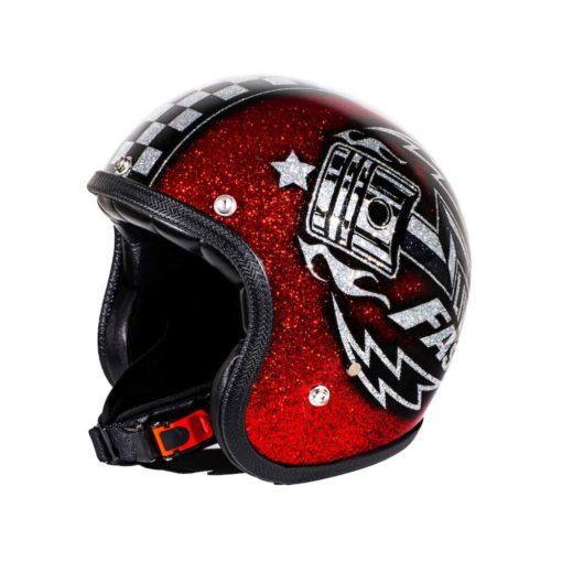 70's Helmets Speed Crew