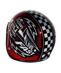 70's Helmets Speed Crew - Left