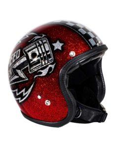 70's Helmets Speed Crew - Profile