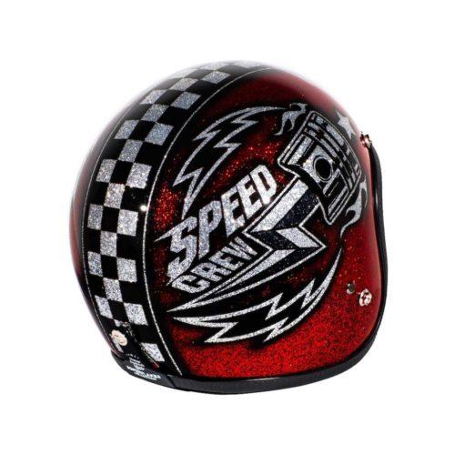 70's Helmets Speed Crew - Right