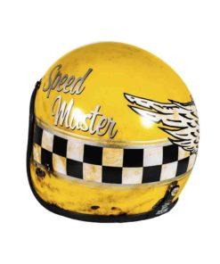 70's Helmets Speed Master - Back Left