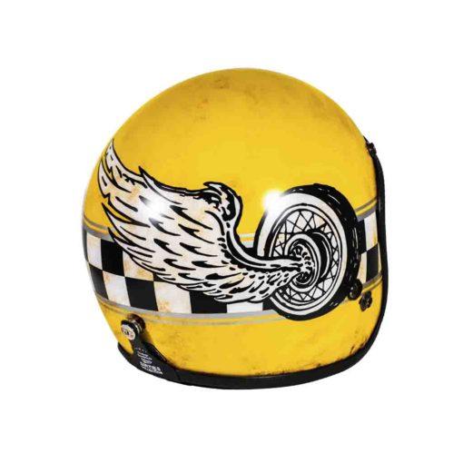 70's Helmets Speed Master - Back Right