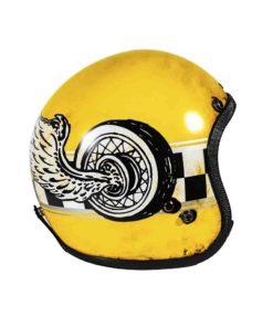 70's Helmets Speed Master - Profile Right