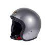 70's Helmets Superflat Classic Silver - Profile
