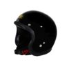 70's Helmets Superflat Glossy Black