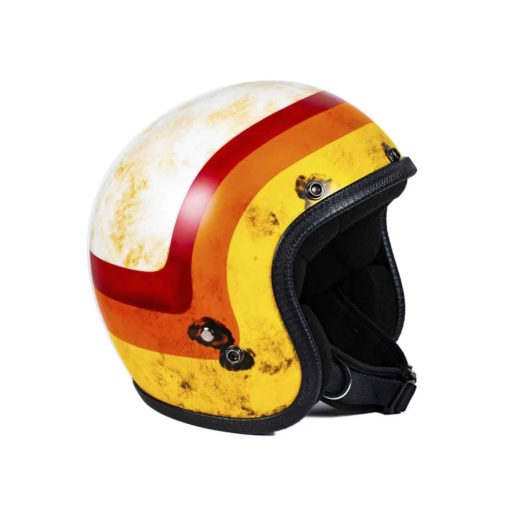 70's Helmets Vintage 3 Bands - Profile