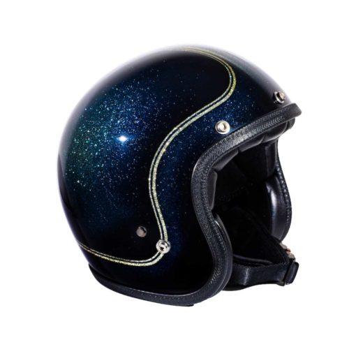 70's Helmets Vintage Blue 2016 - Profile