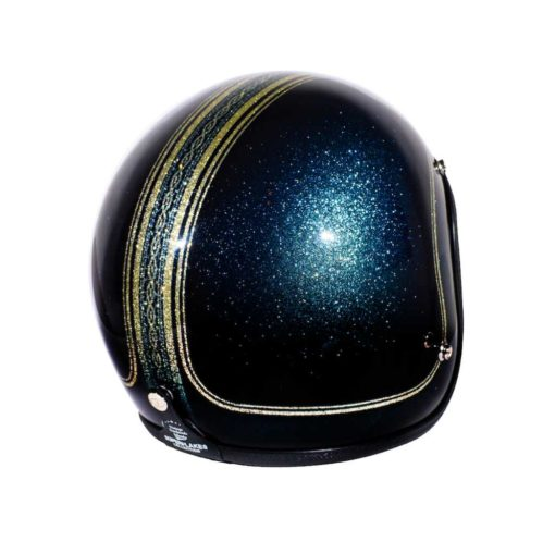70's Helmets Vintage Blue 2016 - Right