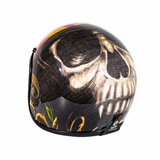 70's Helmets West Coast Icon - Left