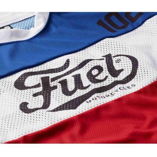 Fuel 102 Enduro Jersey - Logo