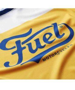 Fuel Baja Enduro Jersey - Logo Front