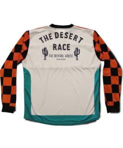 Fuel Desert Race Enduro Jersey - Back