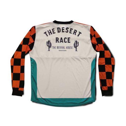 Fuel Desert Race Enduro Jersey - Back