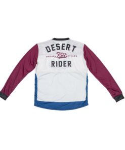 Fuel Enduro Jersey Dune - Back
