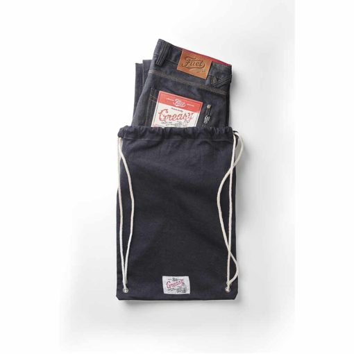 Fuel Greasy Selvedge Pants - Bag