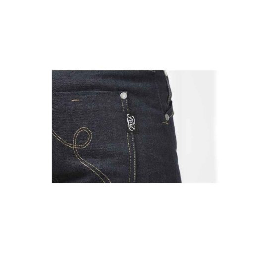Fuel Greasy Selvedge Pants - Details