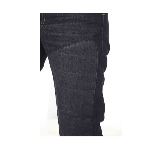 Fuel Greasy Selvedge Pants - Knees