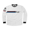 Fuel Rally Raid Jersey White - Front