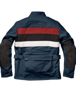 Fuel Rally Raid Petrol Jacket - Back