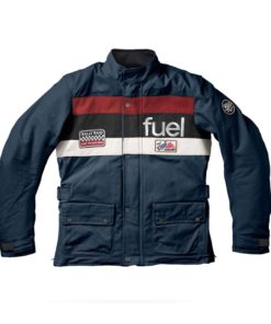Fuel Rally Raid Petrol Jacket - Front