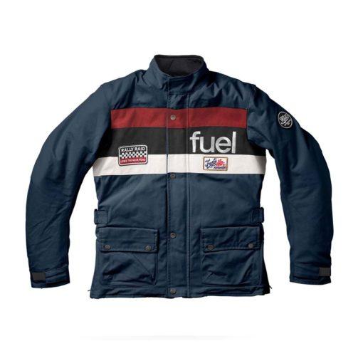 Fuel Rally Raid Petrol Jacket - Front