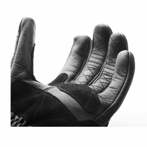 Fuel Rodeo Glove Black - Back