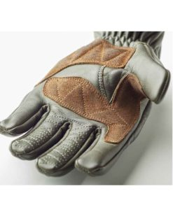 Fuel Rodeo Glove Olive - Back