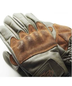 Fuel Rodeo Glove Olive . Front