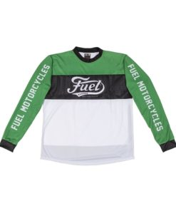 Fuel Turn Left Jersey - Front
