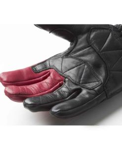 Victory Glove Black - Back