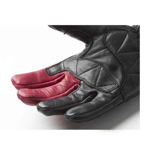 Victory Glove Black - Back