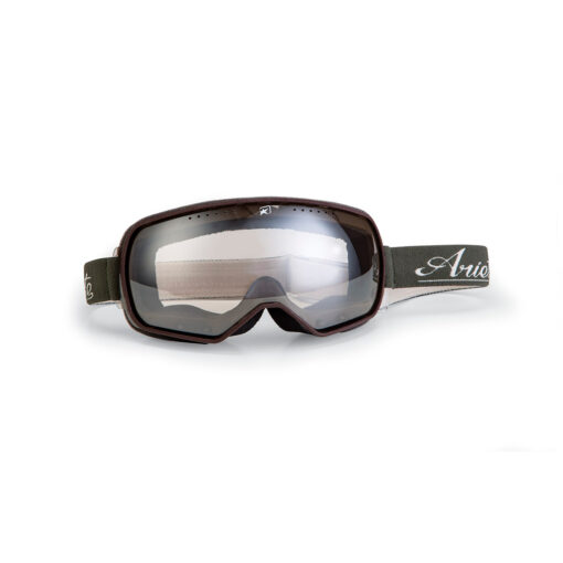 Ariete Feather Goggles green