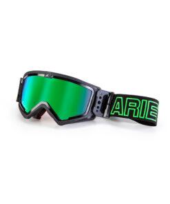 Ariete Mudmax Goggles Black Green