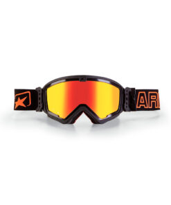 Ariete Mudmax Goggles Black Orange