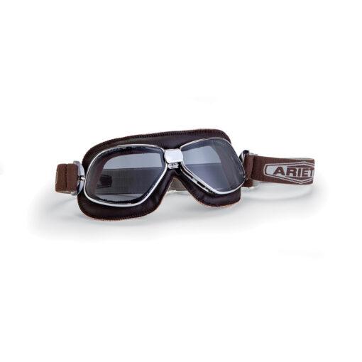 Ariete Vintage Goggles - Brown
