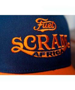 Fuel Cap Scram Africa - Details