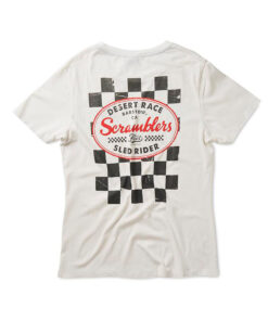 Fuel Checkers T-shirt - Back