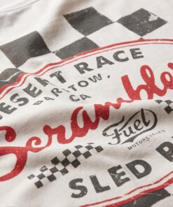 Fuel Checkers T-shirt - Details