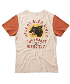 Fuel Dustmaker T-shirt - Back