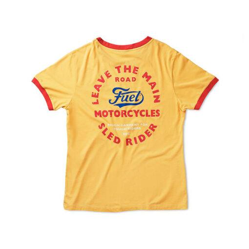 Fuel Logo T-shirt - Back