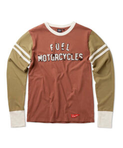 Fuel Old School Long Sleeve - Front