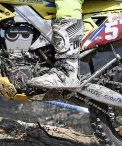 Motocross & Dirt Bike Boots