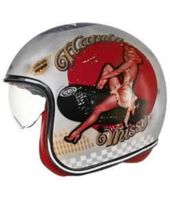 Premier Vintage Pin Up Old Style Silver - Side