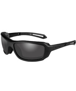 Wiley X WAVE Smoke Grey Matte Black Frame
