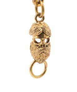 70's Skull Beard