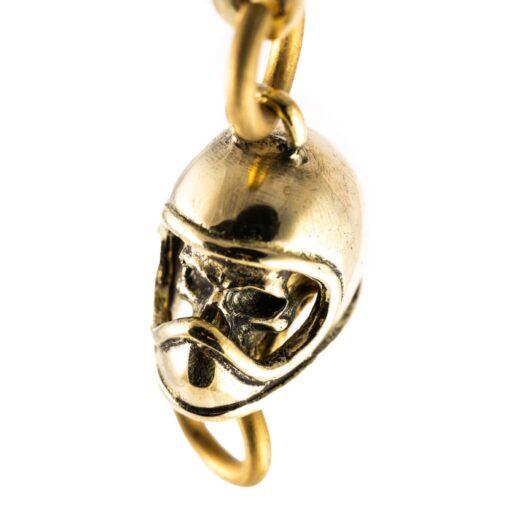 70's Skull MX Full Face