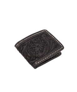 70's Wallet Pocket Flat - Black Down