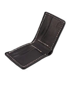 70's Wallet Pocket Flat - Black Interior